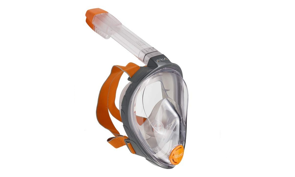 Aria Snorkel Mask Review