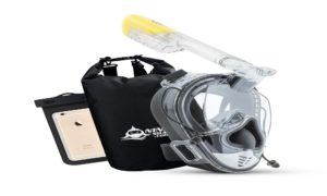 Ninja Snorkel Mask Review